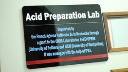 Inauguration of the Acid Etching Lab at the National Museum of Kenya in (...)