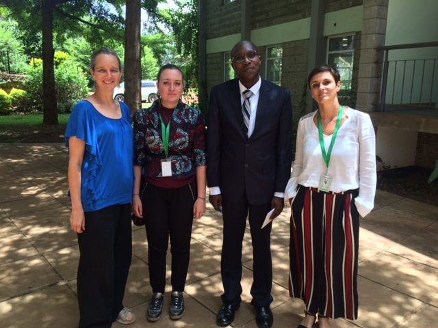 The activities of the Linguistic Dept for 2018 - La France au Kenya