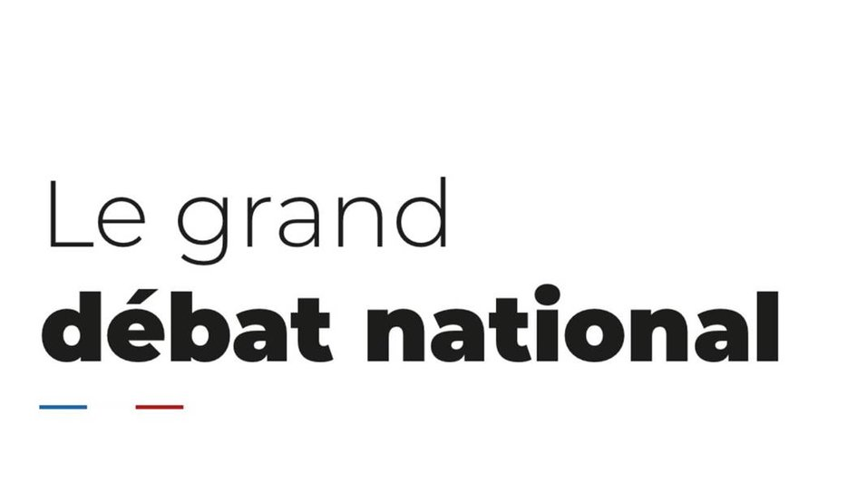 Le grand débat national - JPEG