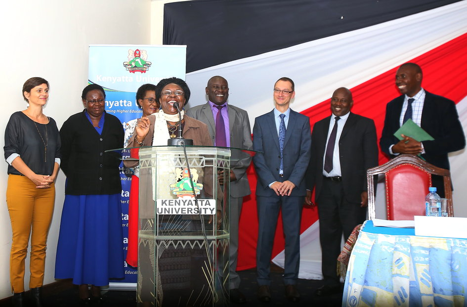Official Launch at Kenyatta Universiry - JPEG